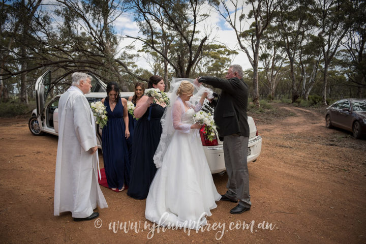 Mr & Mrs Seabrook Wedding